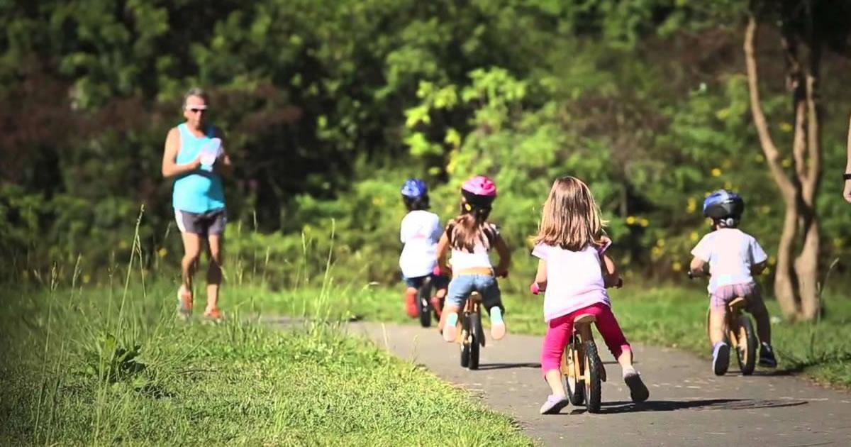 [Atividade Física para Criança: Quais e a partir de qual Idade?]